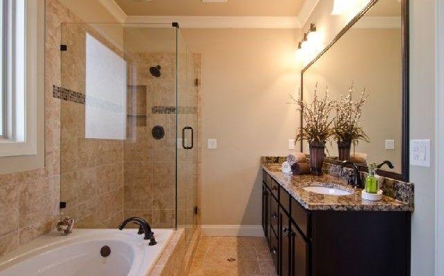 11 Appealing Master Bathroom Remodel Ideas