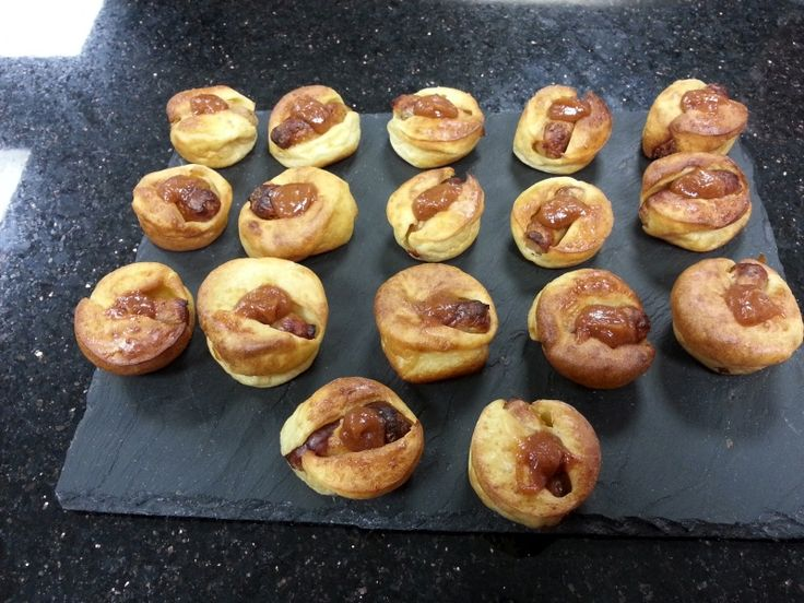Mini Toad in the Holes