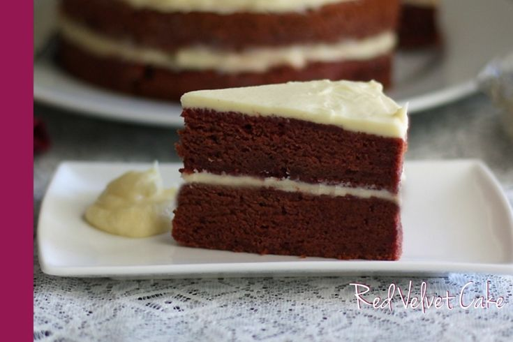 Red Velvet Cake Thermomix