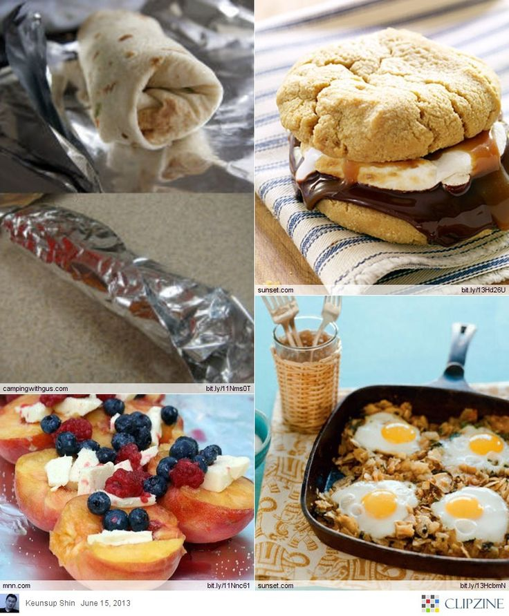 14 Best Images About Recipes Camping On Pinterest: 19 Best Images About Camping On Pinterest
