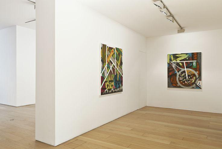 Bernier/Eliades Gallery | Edy Ferguson | 2013 | Installation View | Photo by Boris Kirpotin