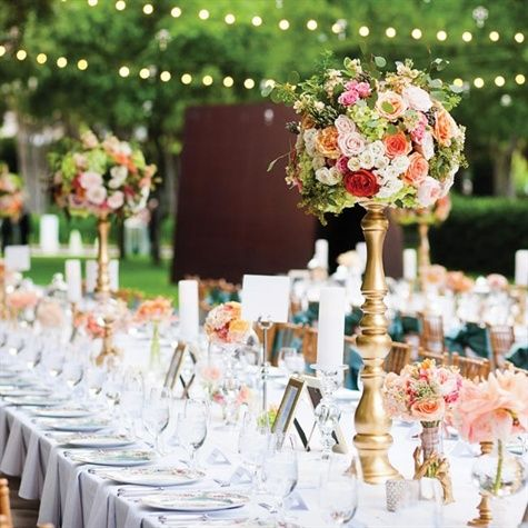 29 best images about lindsay 39 s wedding on pinterest wedding tea light holder and gold candelabra - Fabulous flower stand ideas to display your plants look more beautiful ...