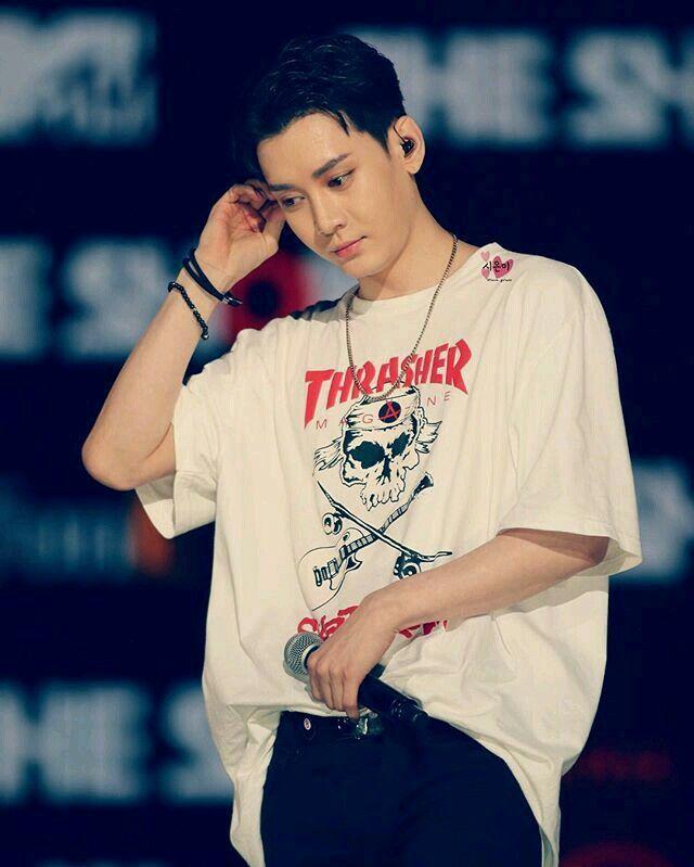 2016 kpop concert-gunwoo