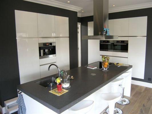 Strak Vormgegeven Keuken : Prachtig strak, van Belmar Keukens en ...