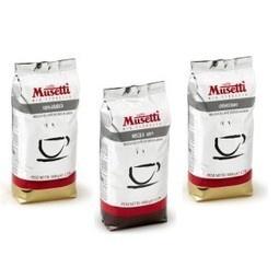 Italiaanse koffie | Caffe Musetti | 3 melanges - italiëplein webwinkel