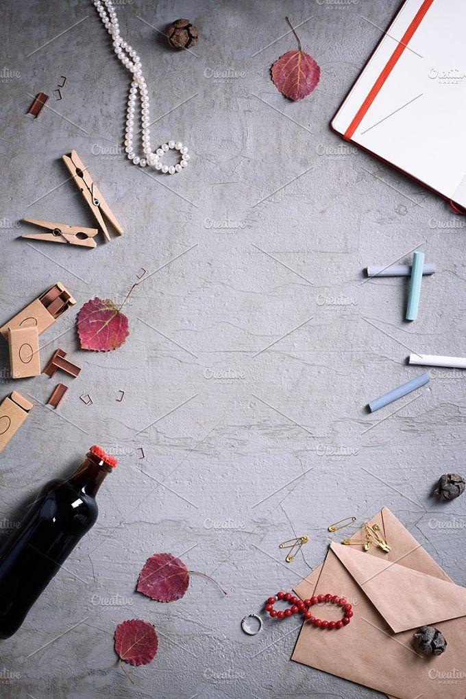 Wedding or Valentines mockup by Iuliia Leonova on @creativemarket