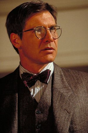 Professor: Harrison Ford, Bowtie, Style, Bow Ties, Indianajones, Professor, Movie, Henry Jones, Indiana Jones
