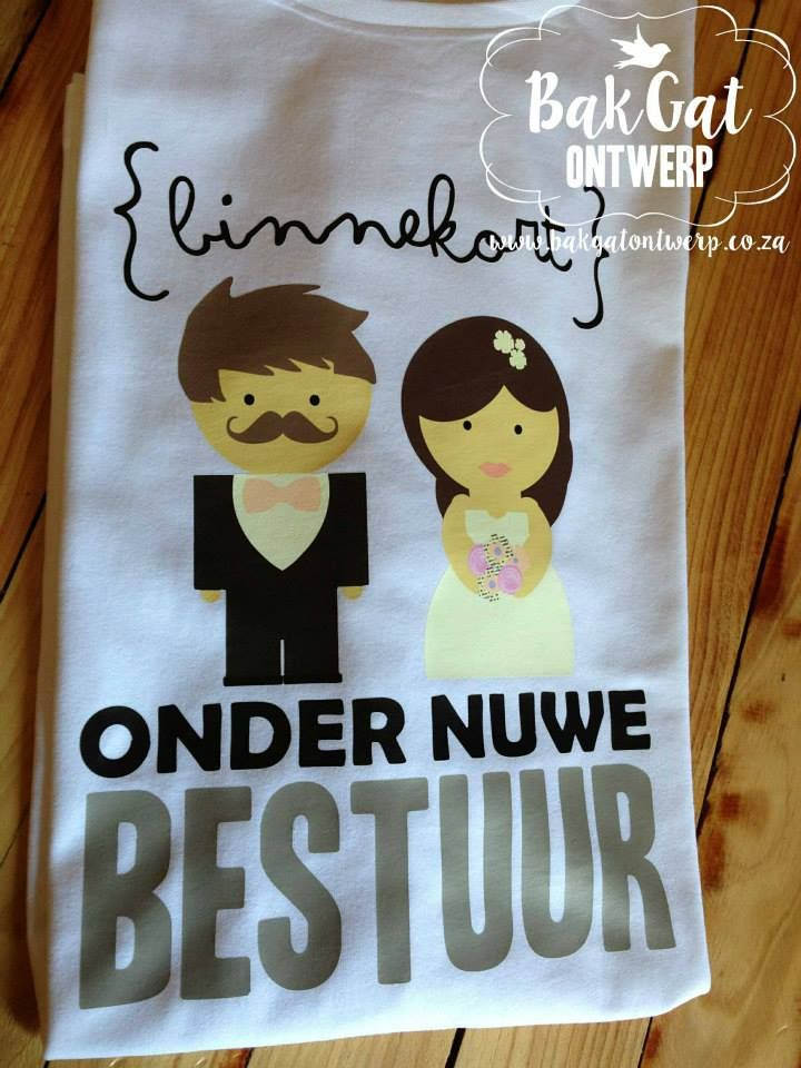 Personalised clothing #marriage #specialday