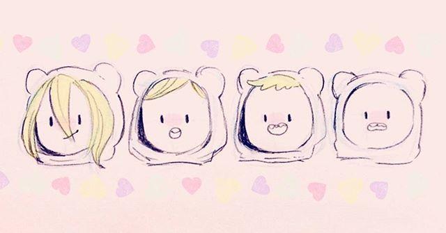 Finn😍 Credits to artist💖 #adventuretime#at#finnandjake#finn#finnthehuma#jake#jakethedog#princessbubblegum#lumpyspaceprincess#marcy#marceline#fern#fernthehuman#bmo#iceking#simon#flameprincess#gunter#Ooo#landofOoo#cartoonnetwork#finnshair
