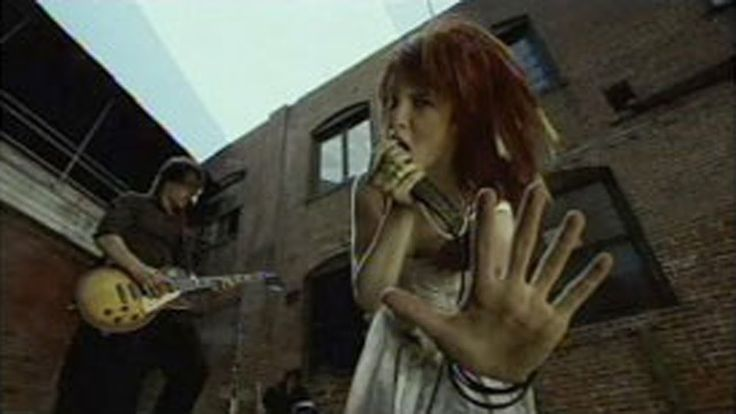 Paramore: Emergency [OFFICIAL VIDEO]My fave paramore song ever! #paramore #emergency