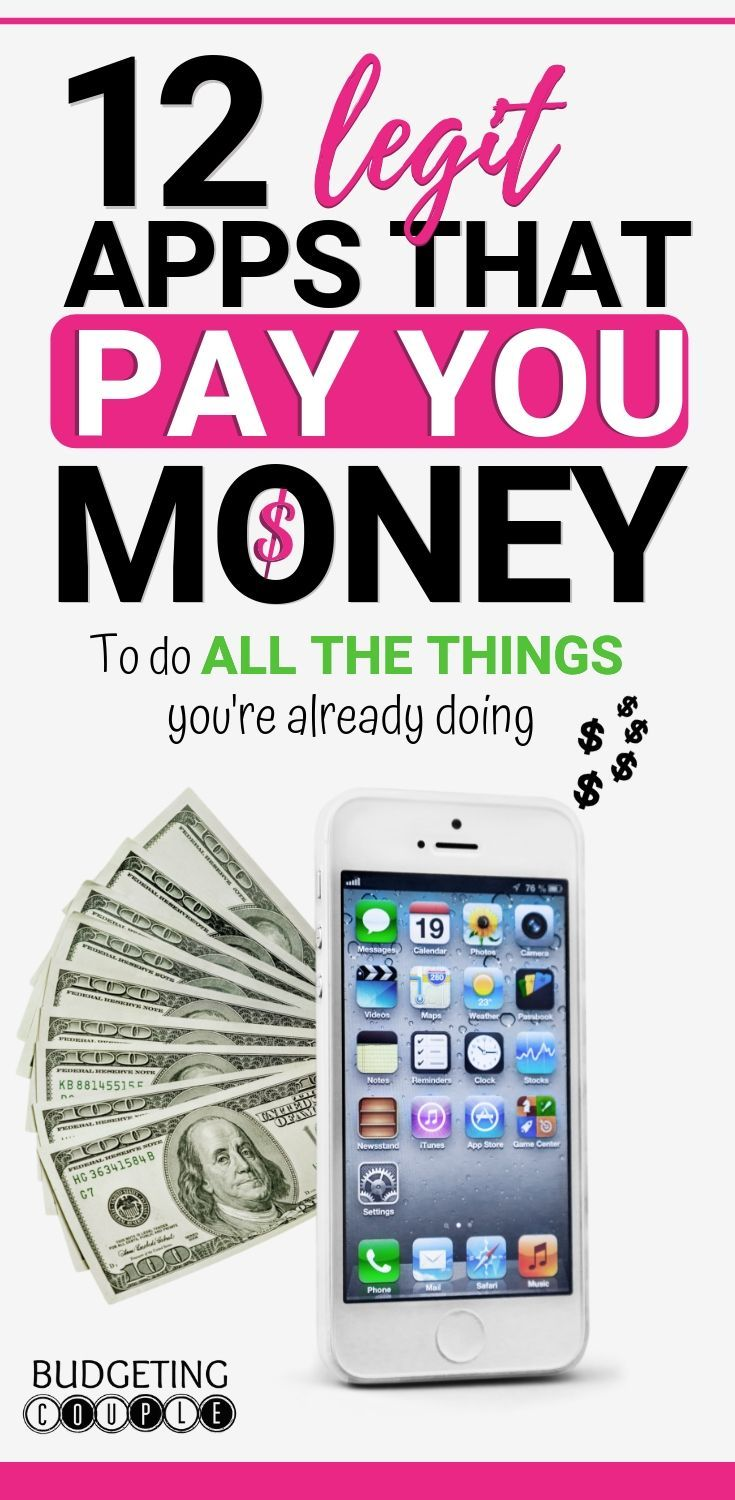 12 Apps That Pay You Money (fast) in 2019: High Earnings/ Minimal Effort – Best Money Saving Tips