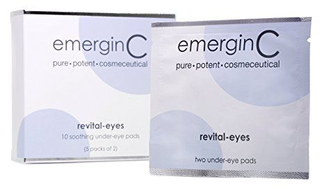 emerginC – Revital-Eyes Mask, Puffy Eye Treatment (5 Sets of 2) Review
