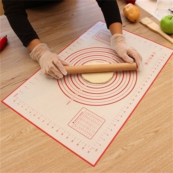 Non Slip Silicone Pastry Mat Extra Large For Silicone Baking Mat