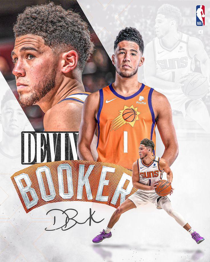 Behance For You in 2020 Devin booker, Devin booker