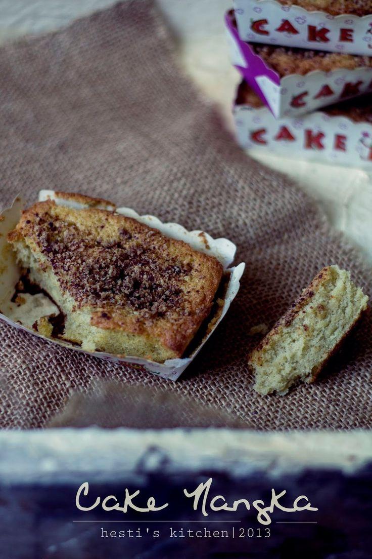 HESTI'S KITCHEN : yummy for your tummy...: Cake Nangka