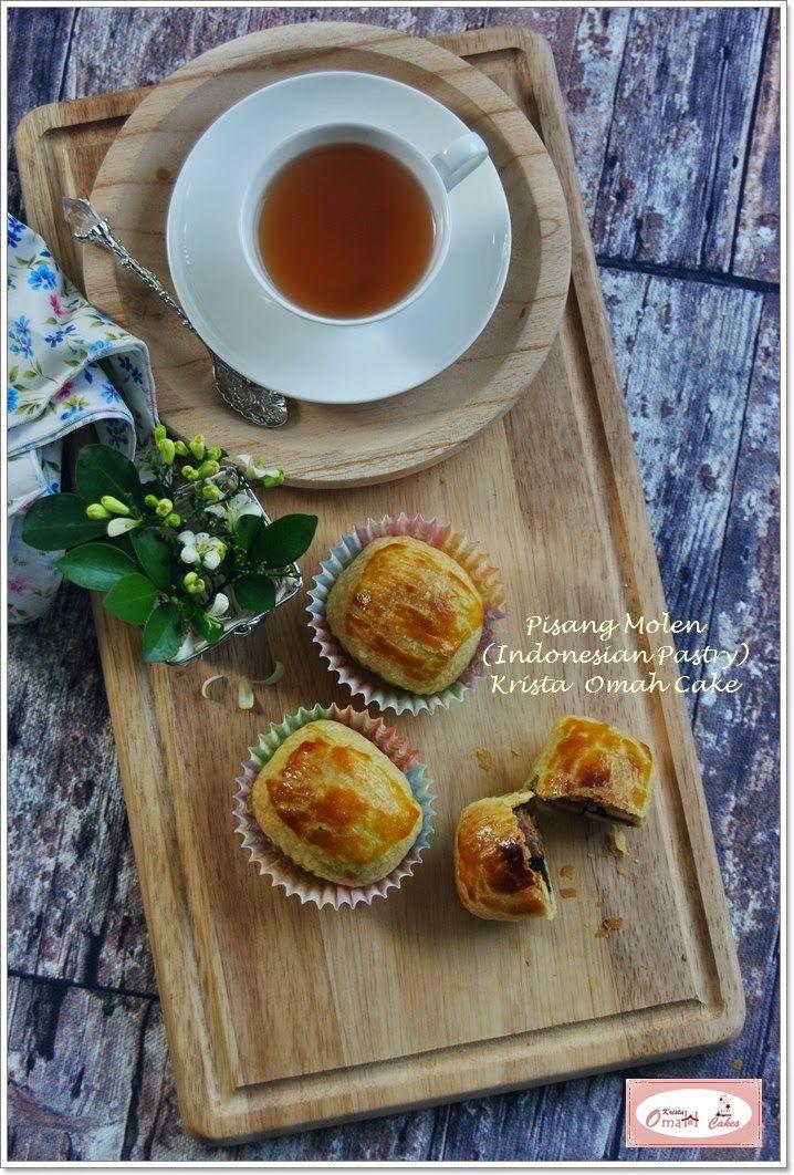 KRISTA MOCAF KITCHEN: Pisang Molen - Indonesian Pastry