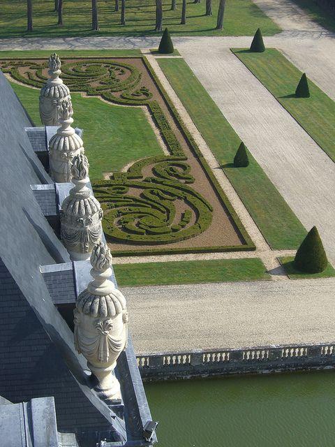 Greater Paris, Vallées et Châteaux   District, Vaux le Vicomte Castle, Maincy
