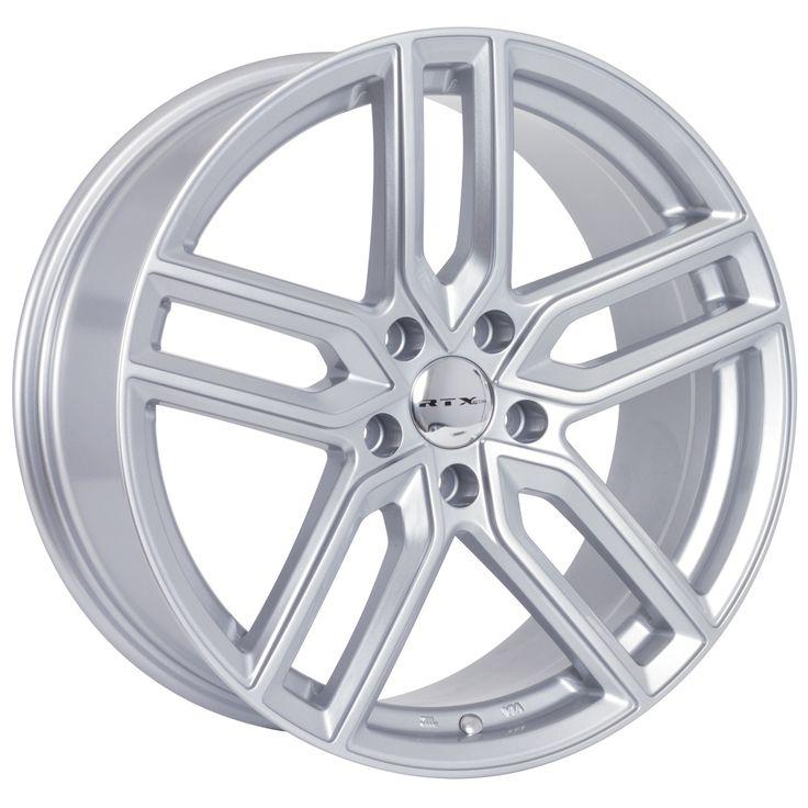 RTX Wheels - RTX OE - Vaden Silver Grandeur/Size : 16X7 / 17X7.5 / 18X8 http://www.rtxwheels.com/en/wheels/rtxwheels-vaden-silver