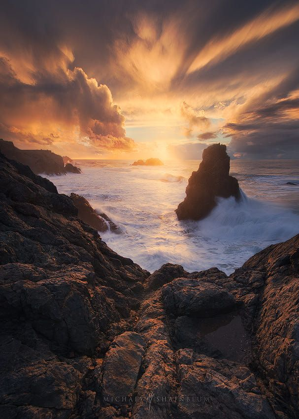 After the Storm by Michael Shainblum on 500px