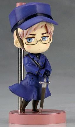 Hetalia Axis Powers - Sweden - Hetalia One Coin Figure Vol. 2 - One Coin Grande Figure Collection (Kotobukiya)