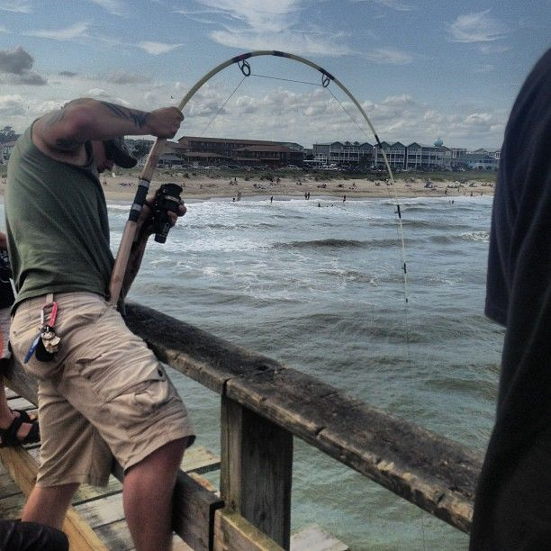 28 best images about tripping to the carolina 39 s on for Best pier fishing rod