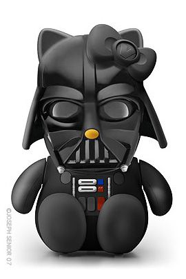 SUPERHERO HELLO KITTY! There are star wars, star trek, x-men and so many more! I could do without Jason Hello Kitty.
