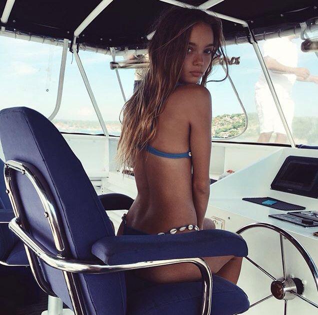 perfect sunday. Courtesy of @inkawilliams in #Instagram. #pulauluxurycharters #boating #yacht #balilife