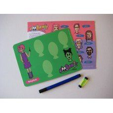 Doodlewiz Insert Pack - Stylist made in Hampshire and supplied by Green Lighthouse Limited in #Devon - £5.50