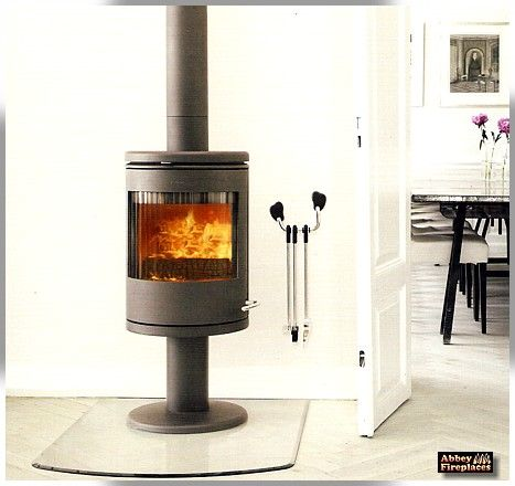 """""""Morso 7600 Series"""" freestanding slow combustion wood heaters by Abbey Fireplaces from 'thefireplace.com.au'"""