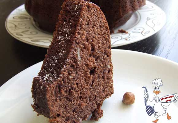 Cake with Cacao Recipe