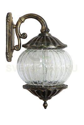 Уличный настенный светильник Парма G8610s