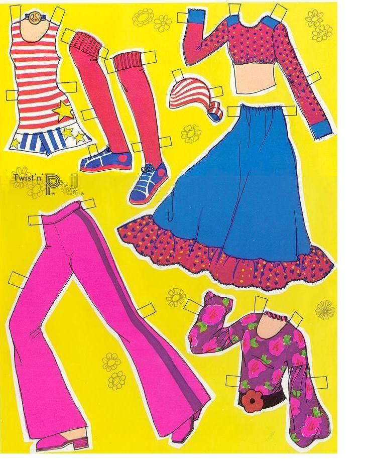 Miss Missy Paper Dolls PJ Doll Barbie DollsPaper CoverCovergirlDoll ClothesBoard InternationalDiy CraftsColoring BooksSuperstarGabriel