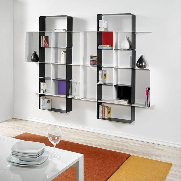 Mondrian Bookshelf 7 by Pezzani - $2299