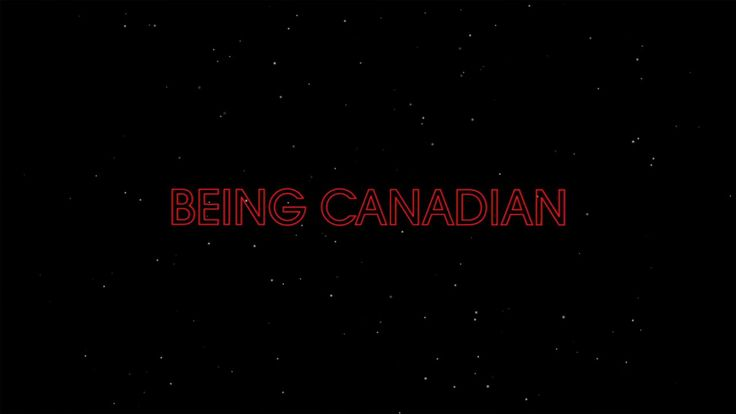 Being Canadian Official Trailer
