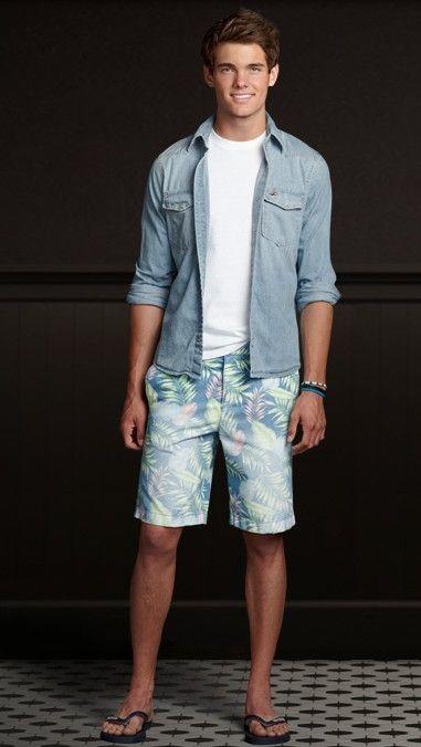 Hollister Co. SS13 | Fashion U0026 Style | Pinterest | Best Hollister Guy Fashion And Menu0026#39;s Fashion ...