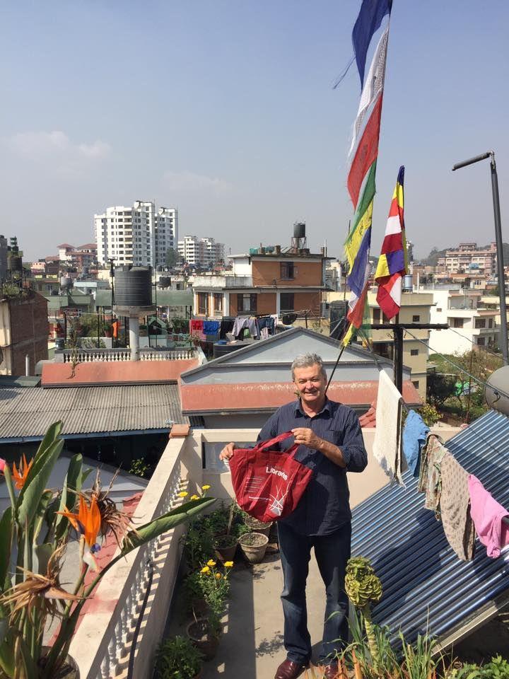 Kathmandu, Nepal. Photo: B. Gammon. Mar 2016.