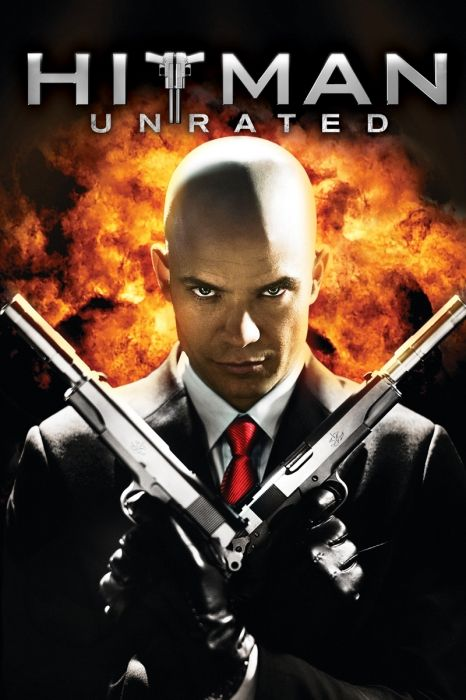 Hitman Movie Poster Hitman (Unrated...