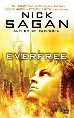 Love The Stacks - Everfree by Nick Sagan, $4.00 (http://www.lovethestacks.com/everfree-by-nick-sagan/)