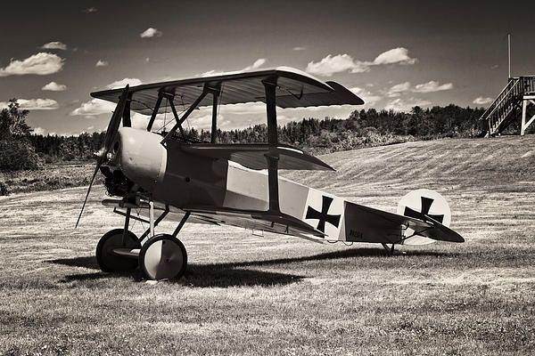Red Barron Fokker Dr1 triplane