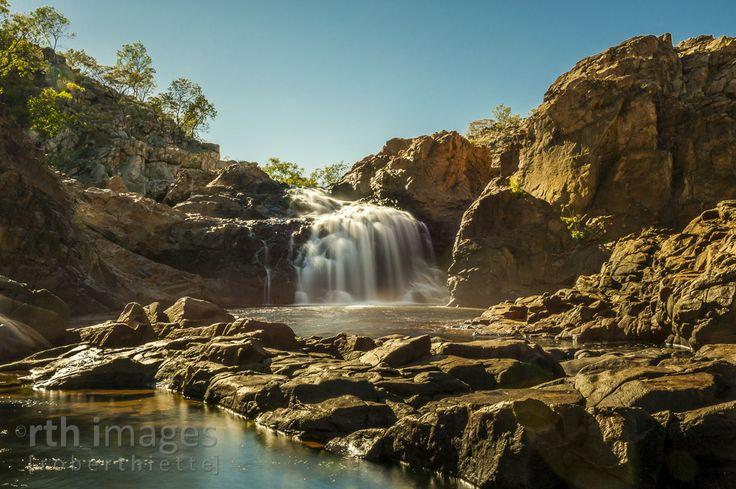 Edith Falls, NT, Australia