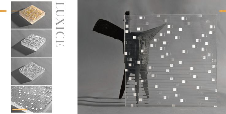 Architectural Translucent Panels : Best images about luxface new catalogue on