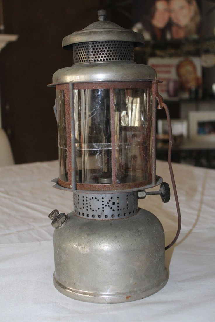 Jerry s Coleman Collection -- Coleman Lamps
