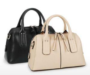 David Jones Handbag 3410 2 Available In Beige And Pale Blue