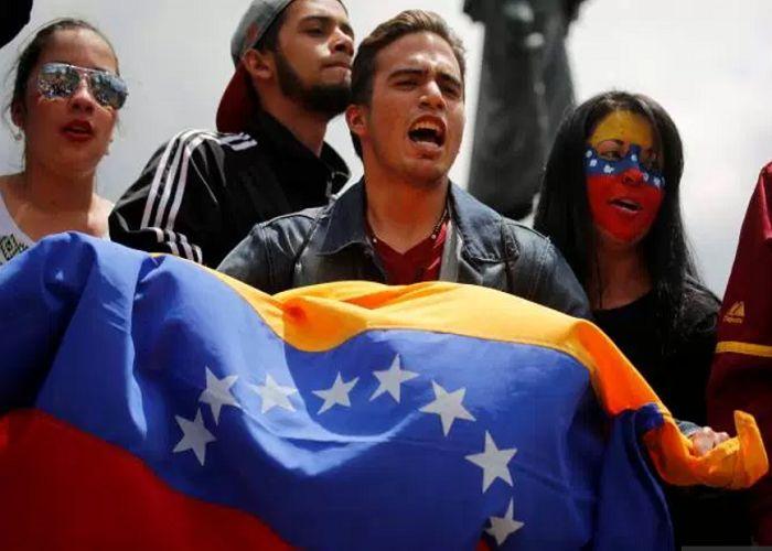 Plebiscito Venezuelano Foi Uma Encenação