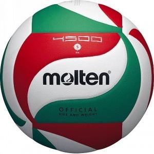 Piłka siatkowa Molten V5M4500 - najwyższej jakości piłka siatkowa zapewniająca wysoki komfort gry. $39