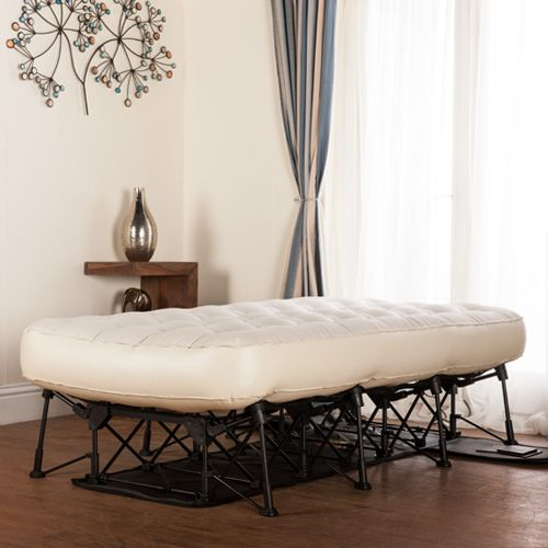 EZ Bed: Automatic Durable Inflatable Bed (single/double)