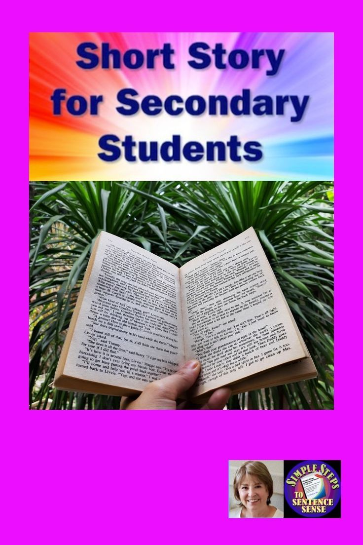 - Short Story With Comprehension Questions For Secondary Students