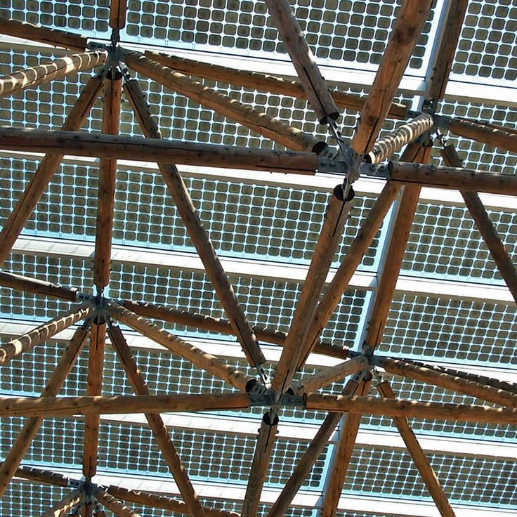13 best Steel space frame images on Pinterest | Roof structure ...