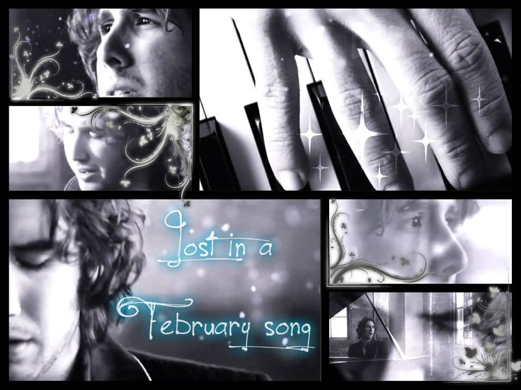 Lost in a February song #JoshGroban#