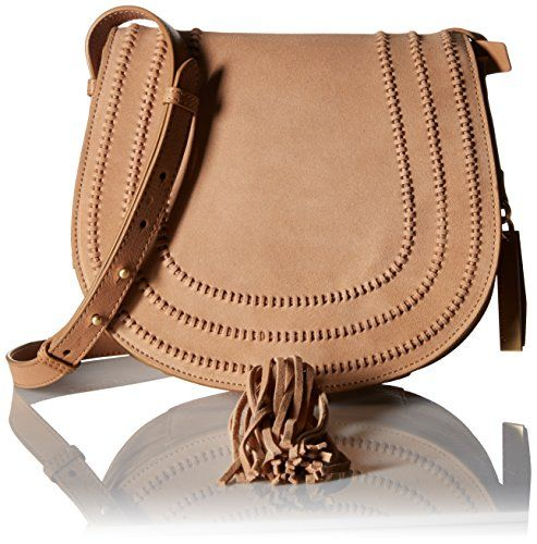 Vince Camuto Izzi Flap Crossbody Bag, Nude, One Size Vince Camuto ...